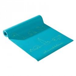 Tapis de yoga enfant 5 mm bleu