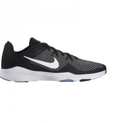 Chaussures fitness Nike zoom conditionner femme noir et blanc