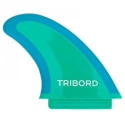 """AILERON 4.5"""" soft edge   vert pour surf 900 mousse"""