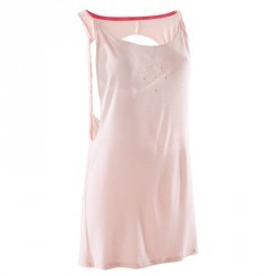 Débardeur danse rose femme