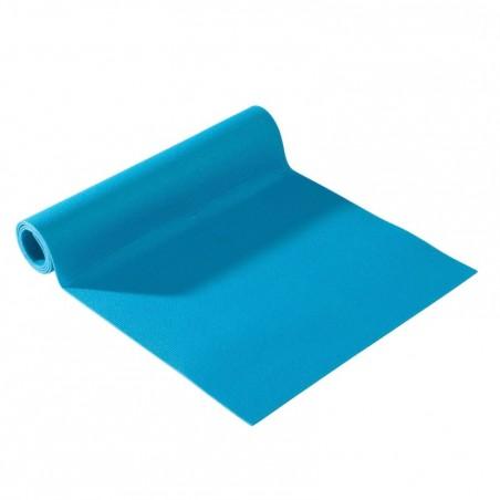 TAPIS YOGA DOUX ESSENTIEL 4mm bleu