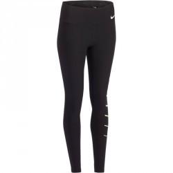 Legging Nike Gym & Pilates femme noir printé