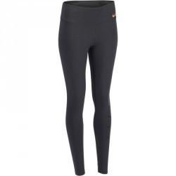 Legging Nike Gym & Pilates femme gris printé