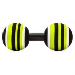 Rouleau et balles de massage MB2 de TriggerPoint, cible et soulage les douleurs musculaires du dos, de la nuque et des jambes