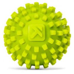 Petite balle d'automassage à picots TriggerPoint Mobipoint, permet de relâcher les douleurs musculaires des mains et pieds te