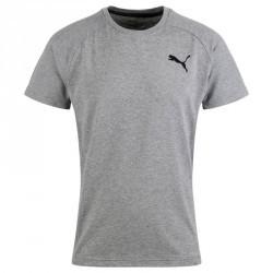 T-shirt PUMA Gym & Pilates homme gris Evostripe