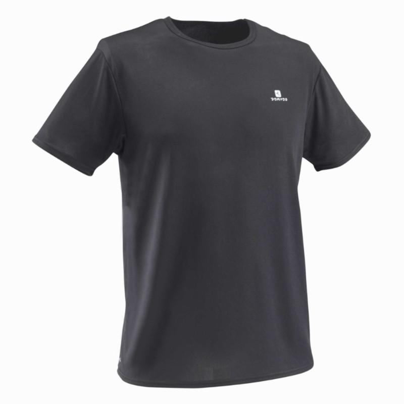 T-shirt fitness homme noir ENERGY