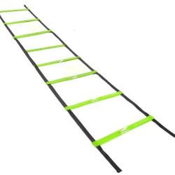 Kabalo 4m échelle d'agilité - pour la pratique du football, exercice, gymnase - 4 mètres - Accueil du matériel de gymnastiq