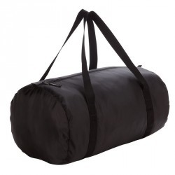 Sac tube pliable Medium fitness noir
