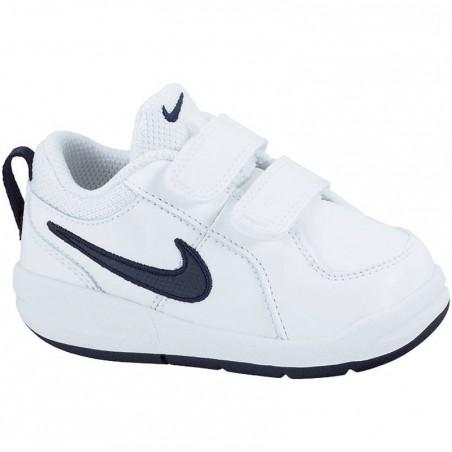 Chaussures gym bébé blanches