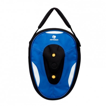 Housse protection raquette  de tennis de table ARTENGO FC 800 Bleu