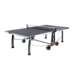 TABLE DE TENNIS DE TABLE CROSSOVER 300S GRIS