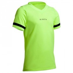 Maillot rugby adulte Full H 100 jaune