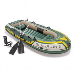 Intex Ensemble de canot pneumatique Seahawk 3 295x137x43 cm 68380NP