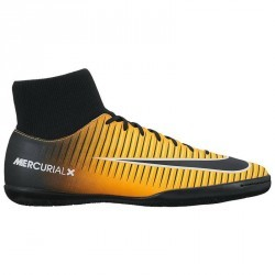 Chaussure de football adulte Mercurial Victory X sala orange