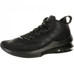 Chaussure de Basketball Nike Infuriate Mid Noire Rouge