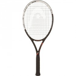 RAQUETTE DE TENNIS CHALLENGE ELITE SPEED BLANC ROUGE