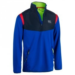 Sweat entraînement rugby Spacer adulte bleu