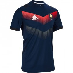 Performance Tee rugby  FRANCE 17-18