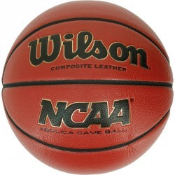 Ballon basketball Wilson NCAA replica taille 7