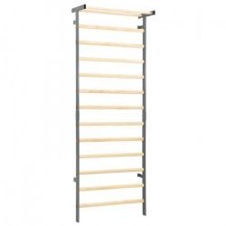 Support d'escalade gymnastique Intérieur Extérieur 90x30x236 cm