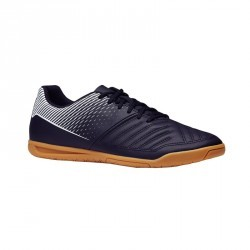 Chaussure de futsal adulte Agility 100 sala noire jaune