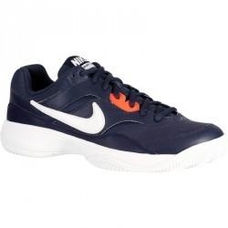 Chaussures Tennis Nike Court Lite Terre Battue Bleu