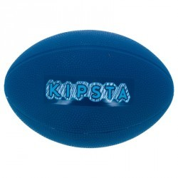 Ballon rugby Resist bleu mini