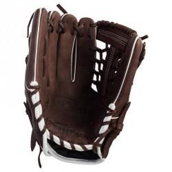 Gant de baseball main droite pour enfant A900 main droite 11.75 pouces marron