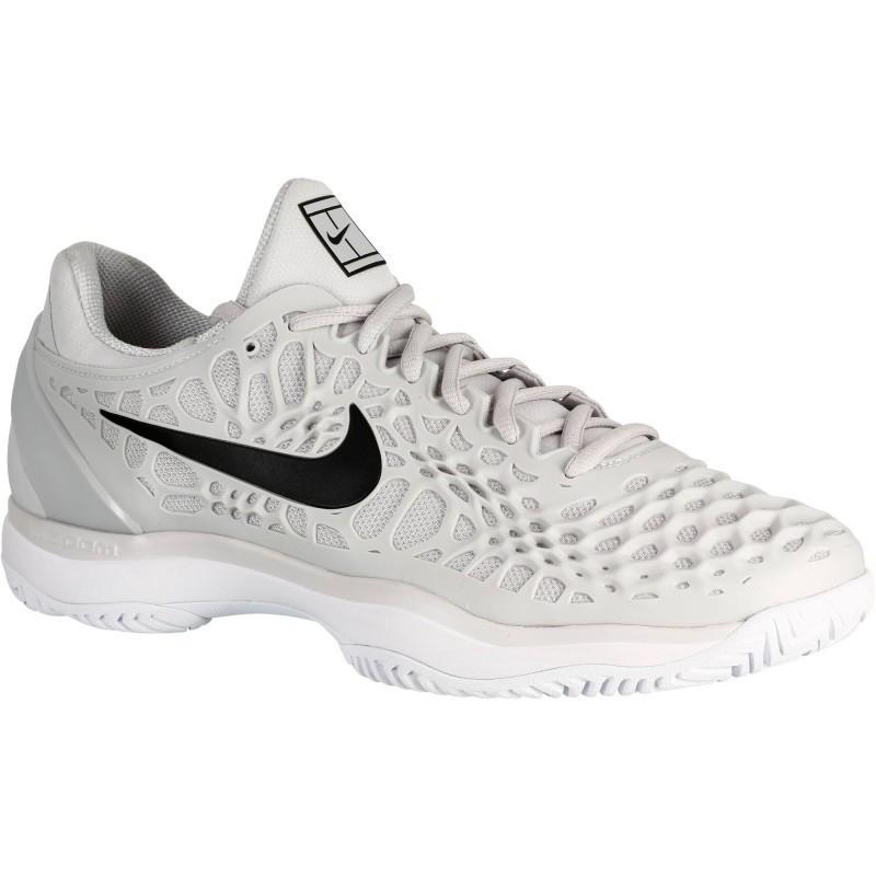 Avis / test - CHAUSSURES DE TENNIS HOMME ZOOM CAGE 3 GRISE - Nike ...