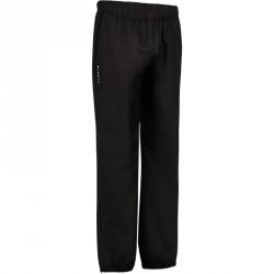 Pantalon coupe vent imperméable rugby adulte Smockpant noir