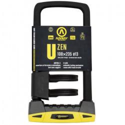 Antivol U ZEN 108x235 + support D13