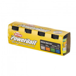 Berkley PowerBait Multi Pack - Winter - 4 Stuks