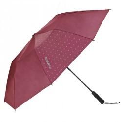 Parapluie golf 120 UV Bordeaux