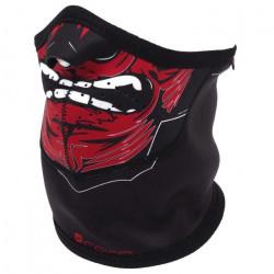 Masque poudreuse Samourai mask neo voltfac - Cairn L/XL Noir