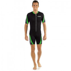 Cressi  - Playa Combinaison de plongé Shorty monopièce pour Homme épaisseur 2.5 mm - XLV445053