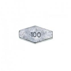 Plomb Hexagonal Delalande 40 gr