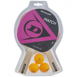 DUNLOP - KIT DE TENNIS DE TABLE -MATCH 2 PLAYER SET