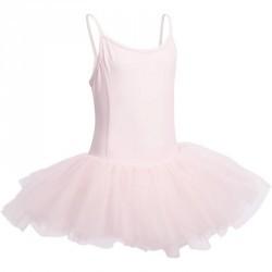 Tutu de danse classique fille GALA  rose pâle.