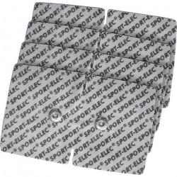 SPORT ELEC Electrodes 4 Electrodes sans Fils Clipsables
