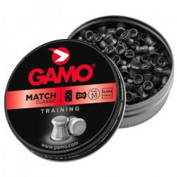 Plombs MATCH CLASSIC 4,5 mm - GAMO