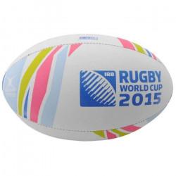 Ballon de rugby Gilbert Coupe du Monde 2015