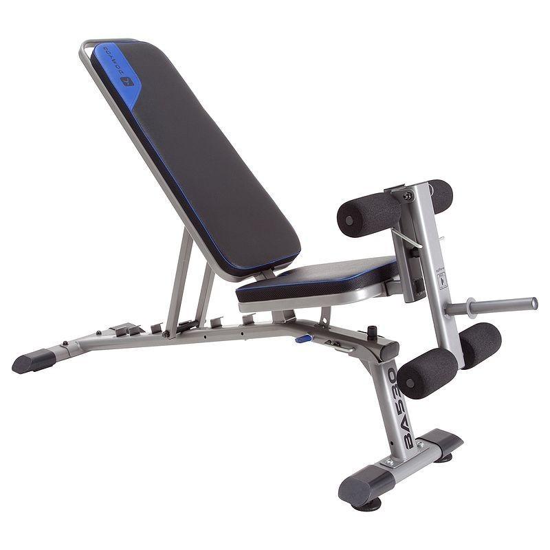 Avis et test sur banc musculation 530 domyos - Avis banc de musculation ...