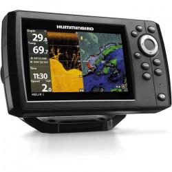 HUMMINBIRD Helix 5 G2 HD Down Imaging Combiné GPS Sondeur - Sonde TA