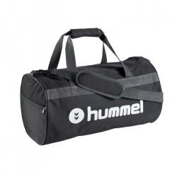 Sac de sport Hummel Trophy - noir-gris-blanc - S