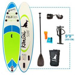 KANGUI Pack Paddle Gonflable FIDJI 305cm