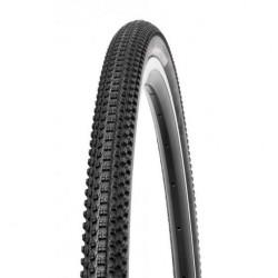 Tire Small Block Eight fois 28 x 1.25 (32-622) noir