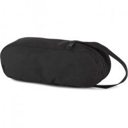 Sacoche à poignée pour 3 boules de pétanques - KI0344 - noir