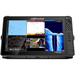 LOWRANCE HDS LIVE 16 ROW, avec sondeur Active Imaging 3-EN-1
