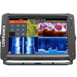LOWRANCE Combine Elite-12 TI² Tactile avec Sonde active 3 en 1